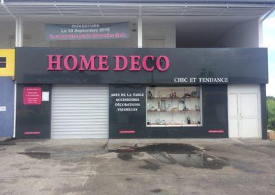 Agencement de façade Commerciale  bienvu.re