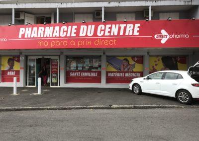 Pharmacie du centre-Bien-Vu.Réunion