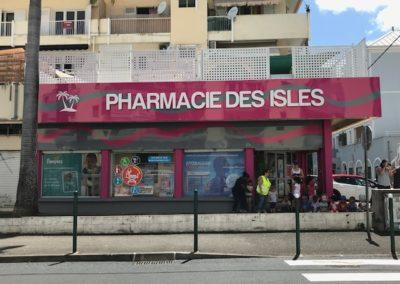 Pharmacie des iles -Bien-Vu.Réunion