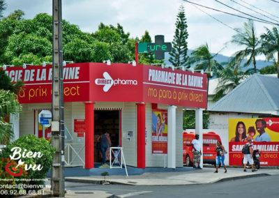 Pharmacie de la ravine des cabris Bien-Vu Réunion