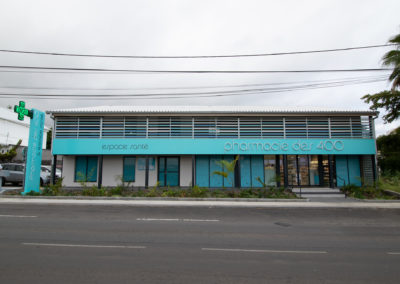 Pharmacie des 400 -Bien-Vu Réunion