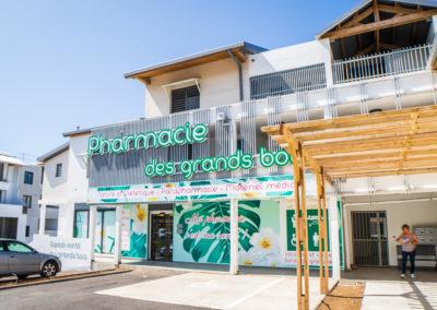 Agencement de façade commerciale -Bien-Vu Réunion