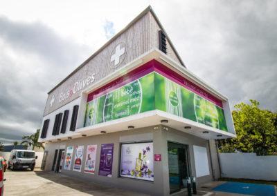 Pharmacie bois d'olives - Bien-Vu Réunion
