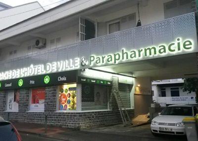 Pharmacie de l'hôtel de ville Bien-Vu Réunion