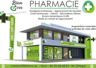 bienvu reunion pharmacie