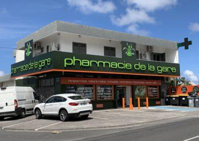 pharmacie de la gare St andré -Bien-Vu Réunion